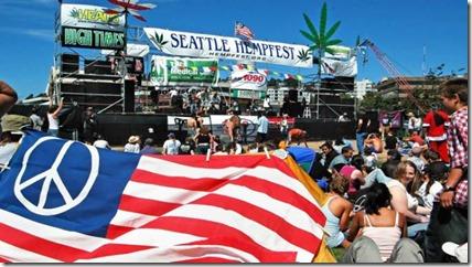 Seattle Hempfest 2019 Wayward Bill